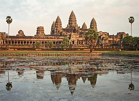 A first look at the Angkor Wat